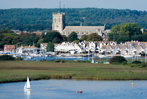 Christchurch Priory and Harbour