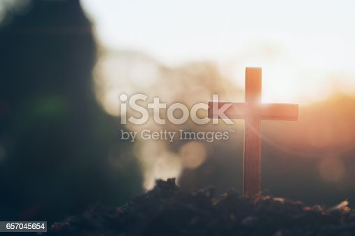 istock Christian, Christianity, Religion background. 657045654
