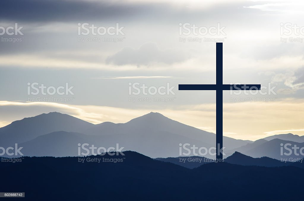 Christian Inspiration stock photo