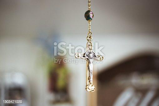istock Christian Rosary 1303421020