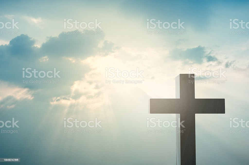 Christianity stock photo