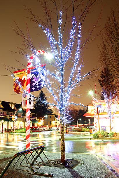 christmaas praça - christmaas imagens e fotografias de stock