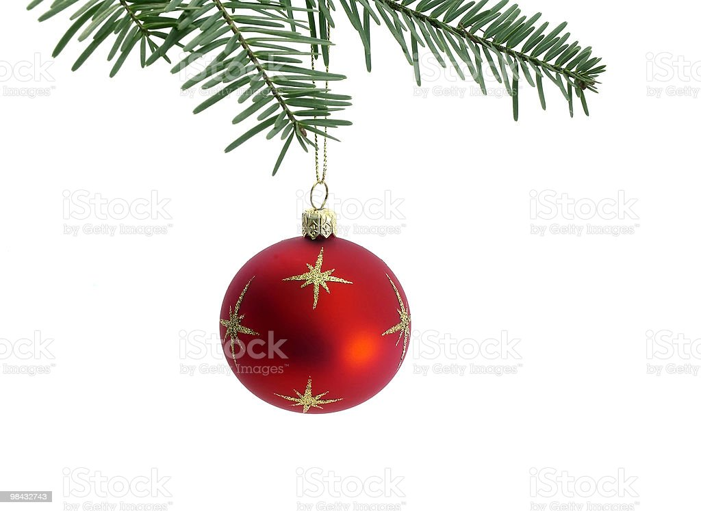 Natale 1 foto stock royalty-free