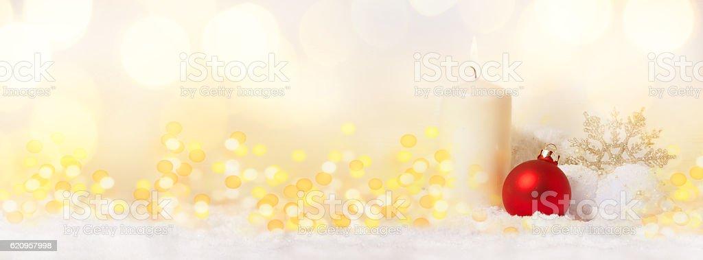 Christmas / 1st Advent stock photo