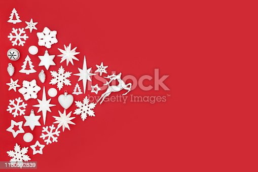 istock Christmas Abstract Background 1180592839