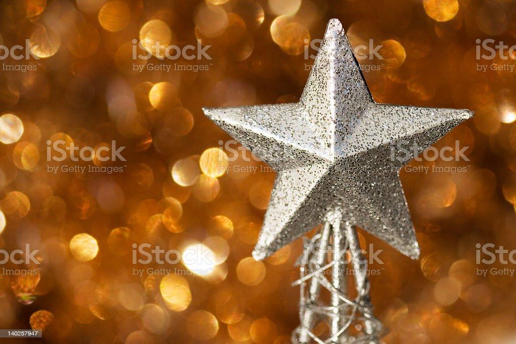 Christmas abstract royalty-free stock photo