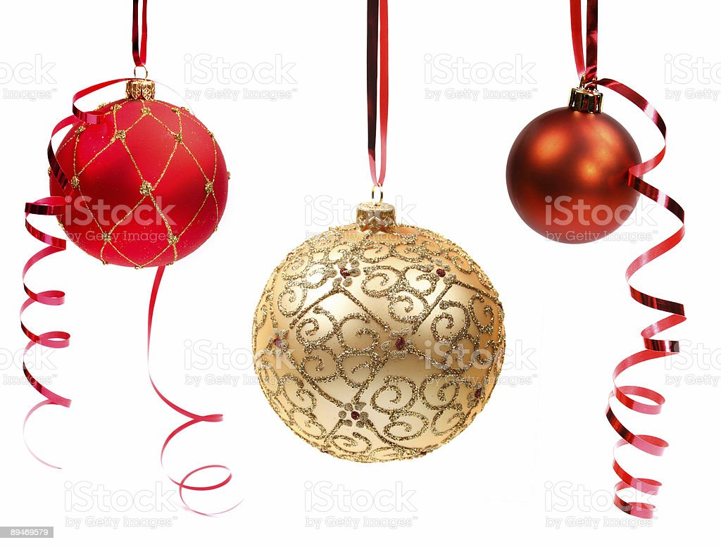 Christmas adornment royalty-free stock photo