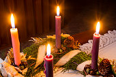 istock christmas advent wreath 1191340066