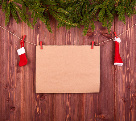 istock Christmas  and New Year background. 618620372