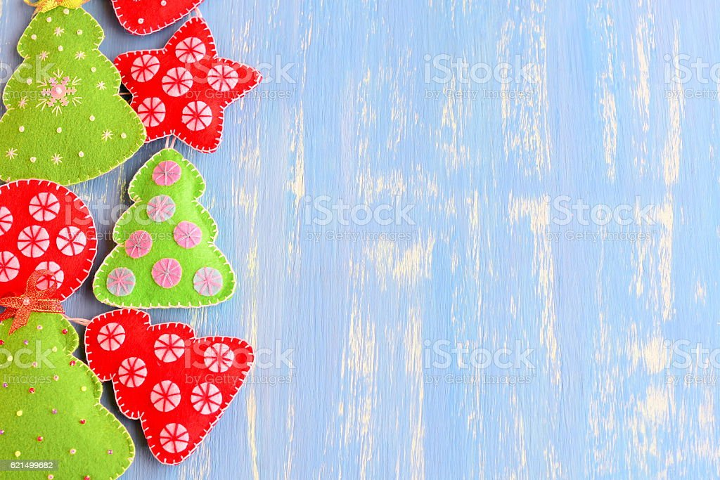 Weihnachten und Neujahr Hintergrund Lizenzfreies stock-foto