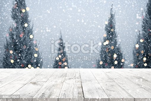 istock Christmas and New year background 836079800