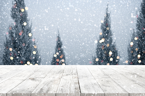Christmas And New Year Background Stock Photo - Download Image Now