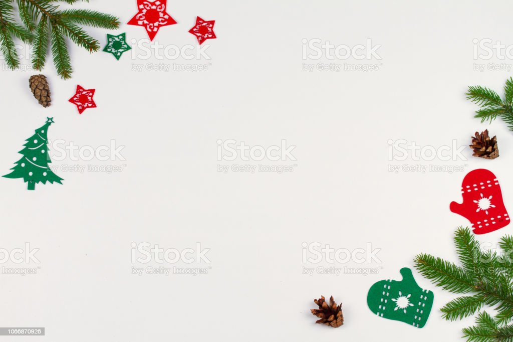 christmas and new year border or frame on white background winter holidays concept stock photo download image now istock https www istockphoto com photo christmas and new year border or frame on white background winter holidays concept gm1066870926 285299167