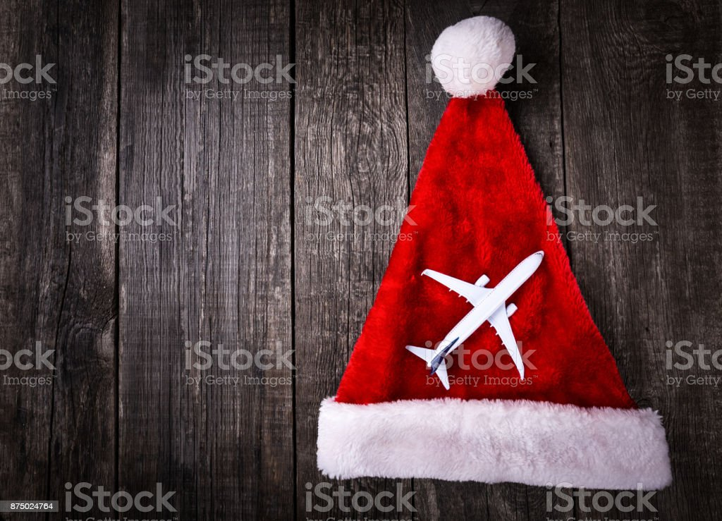 Christmas and New Year celebration stock photo