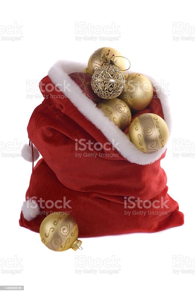Christmas and presents royalty-free stock photo
