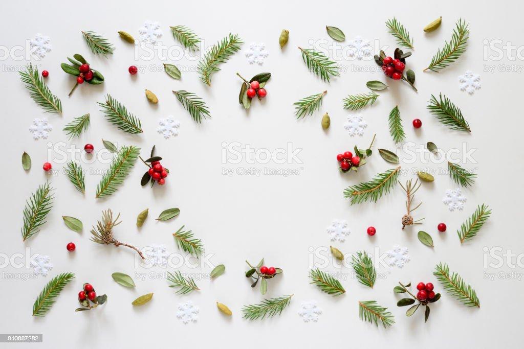 Christmas and winter holidays theme background stock photo