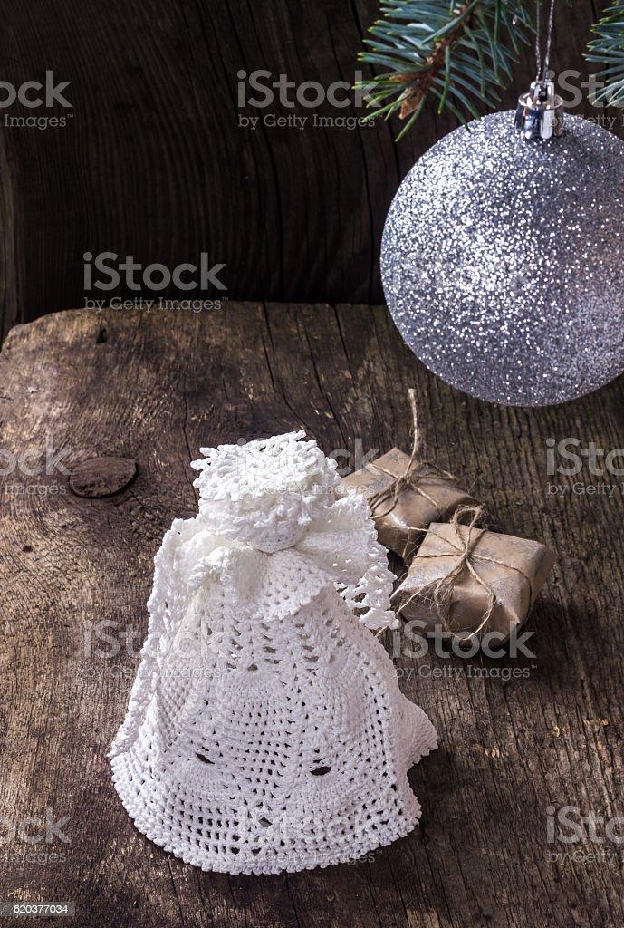 Boże Narodzenie anioły zbiór zdjęć royalty-free