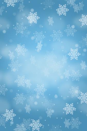 Christmas Background Portrait.Christmas Background Card Pattern Snow Snowflakes Portrait