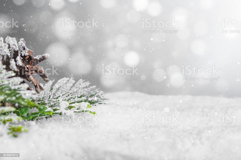 Christmas background concept. – zdjęcie