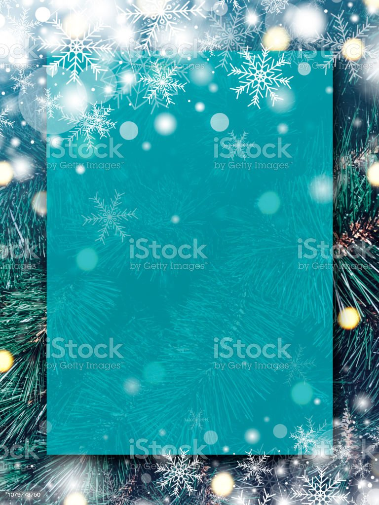 Christmas Board Design.Christmas Background Design Of Blank Transparent Board With