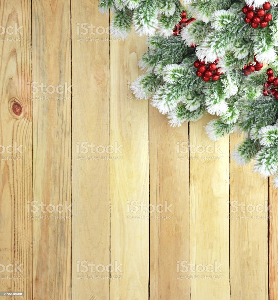 christmas background in a rustic style top view new year background royalty