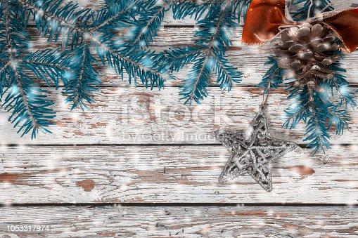 istock Christmas background 1053317974