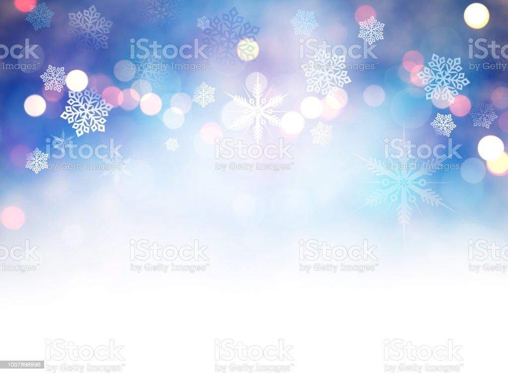 Christmas background - Foto stock royalty-free di A forma di stella
