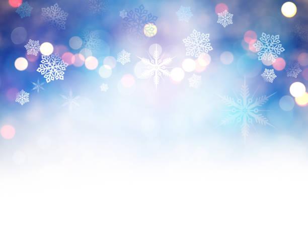 fondo de navidad - invierno fotografías e imágenes de stock