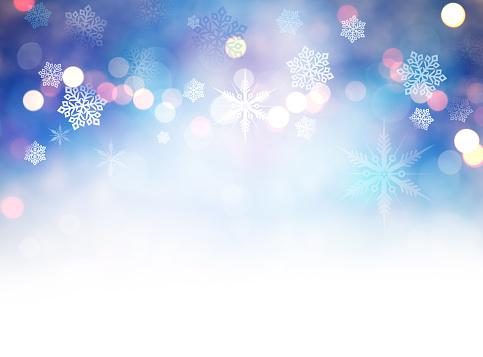 Christmas Background - Fotografie stock e altre immagini di A forma di stella