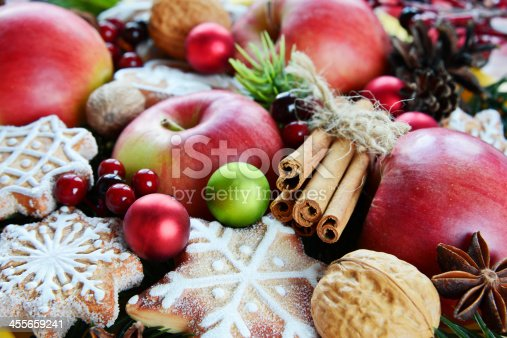 istock Christmas background 455659241