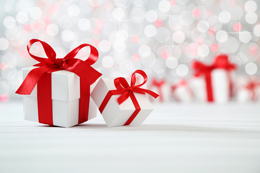 Christmas Background Stock Photo - Download Image Now