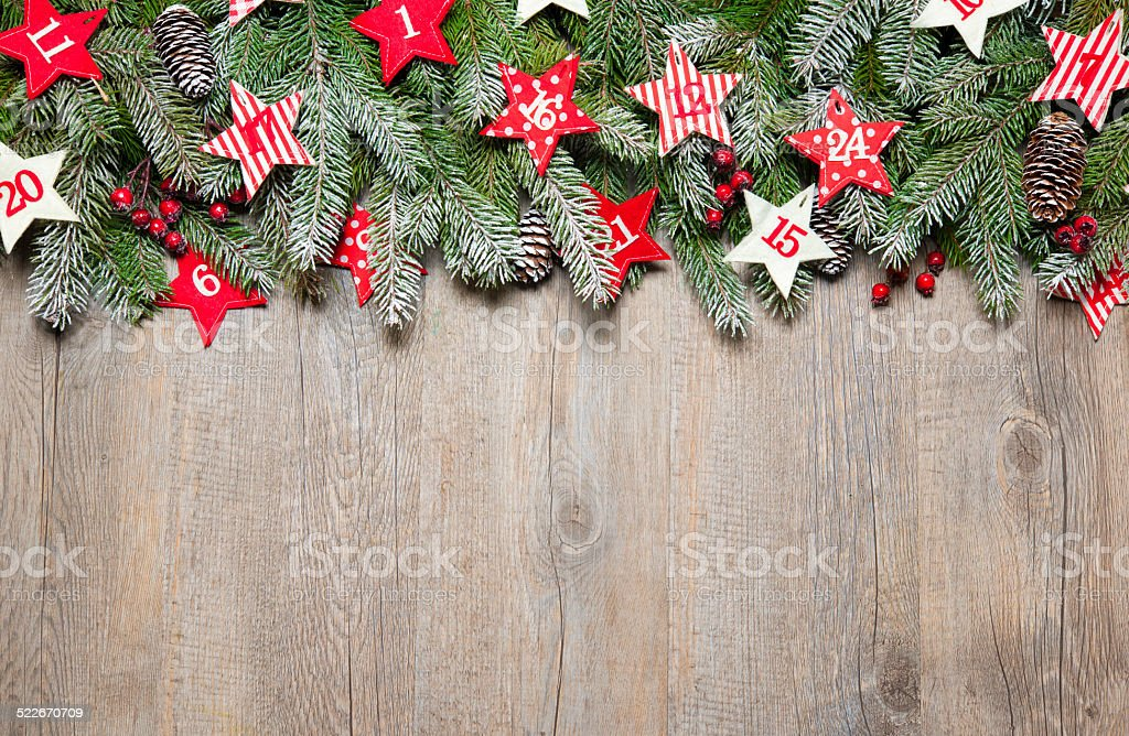 Christmas background - Royalty-free Advent Stock Photo