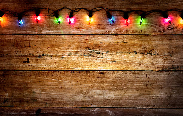 Royalty Free Christmas Lights Pictures, Images and Stock ...