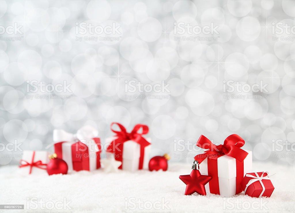 christmas background royaltyfri bildbanksbilder