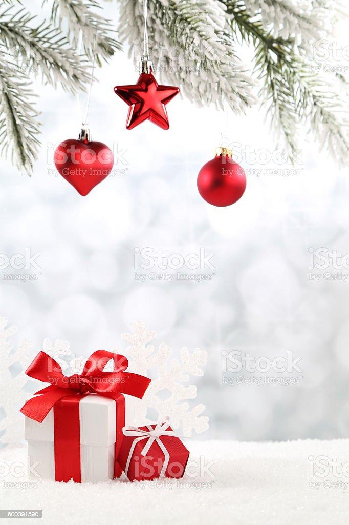 Weihnachten Hintergrund  – Foto