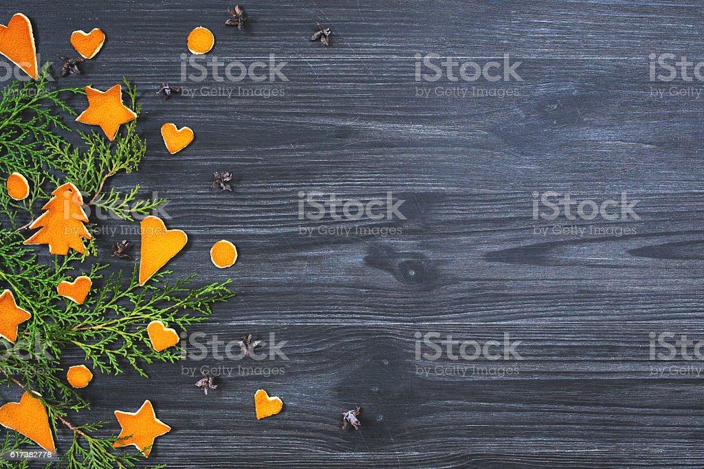 Sfondo di Natale  - foto stock