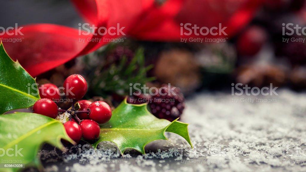 Fundo de Natal - fotografia de stock