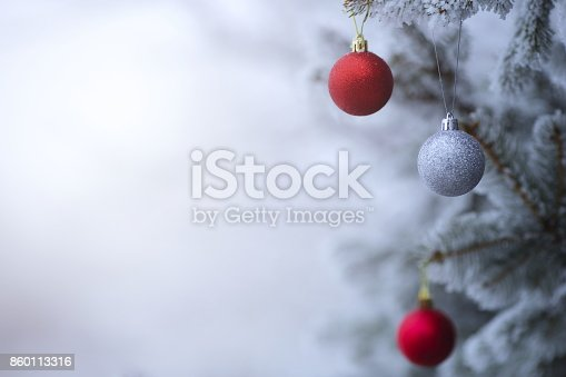 istock Christmas background 860113316