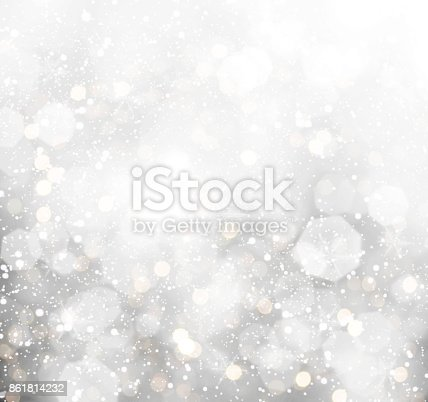 istock Christmas background 861814232