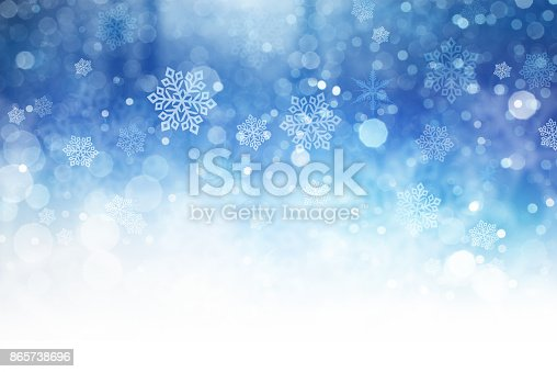istock Christmas background 865738696