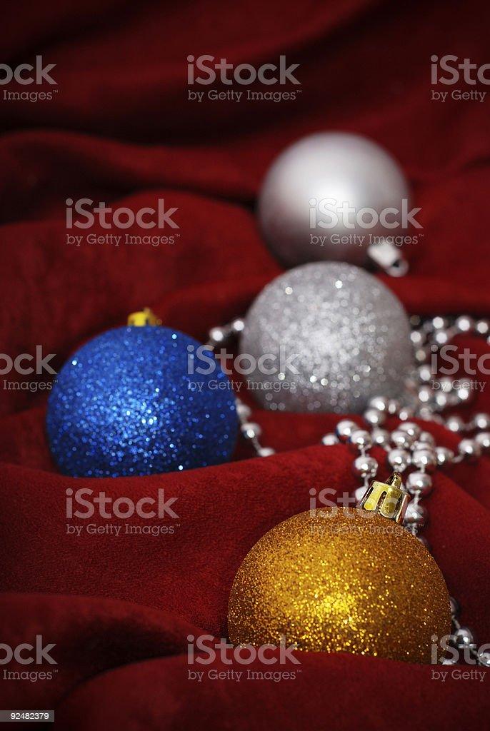 Weihnachten Hintergrund Lizenzfreies stock-foto