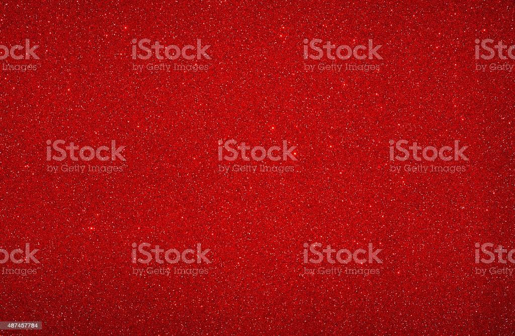 Fondo de navidad de color rojo brillante, Sharp - foto de stock