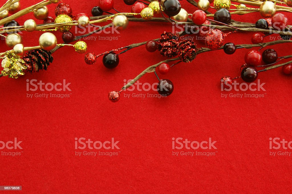 Christmas Background series royalty-free stock photo