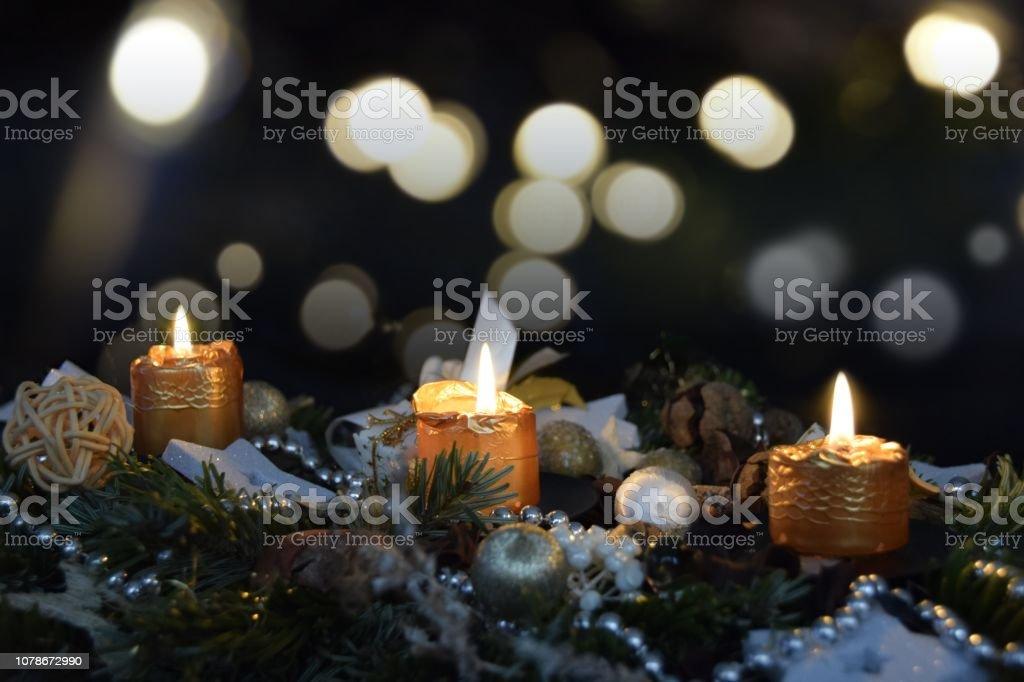 3 Advent Bilder Und Stockfotos Istock