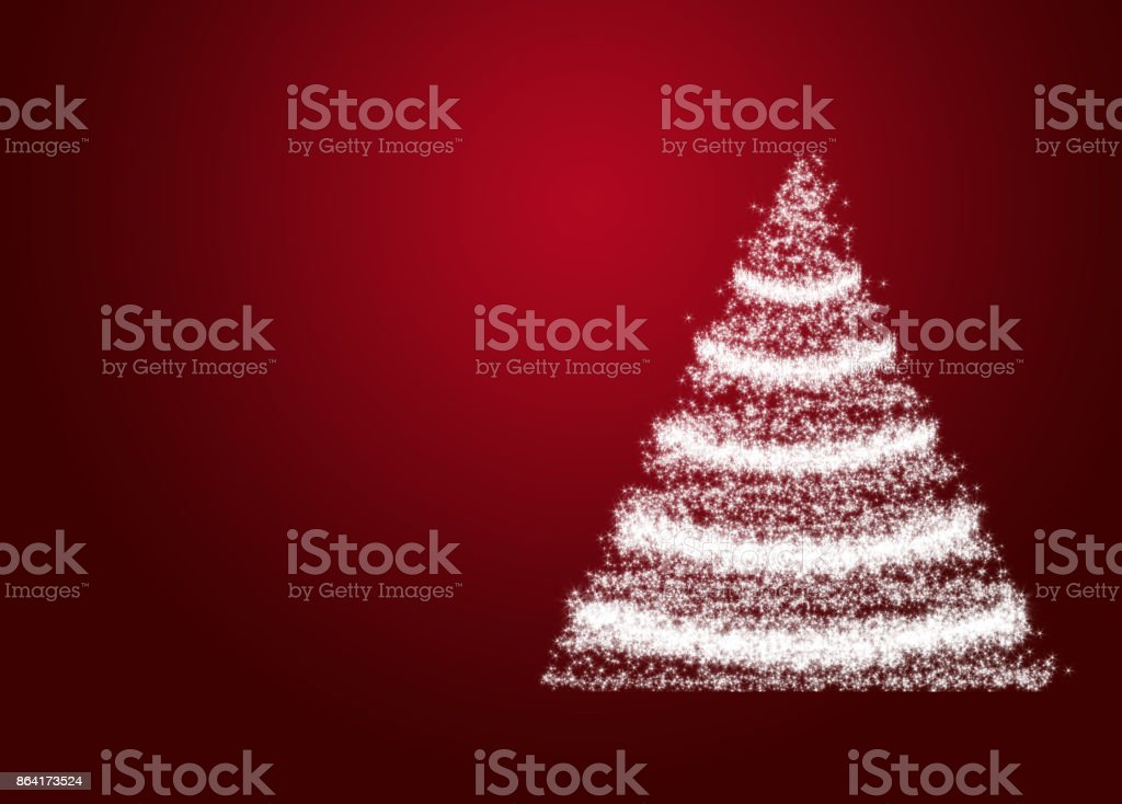 Christmas background with bright pine. royalty-free stock photo