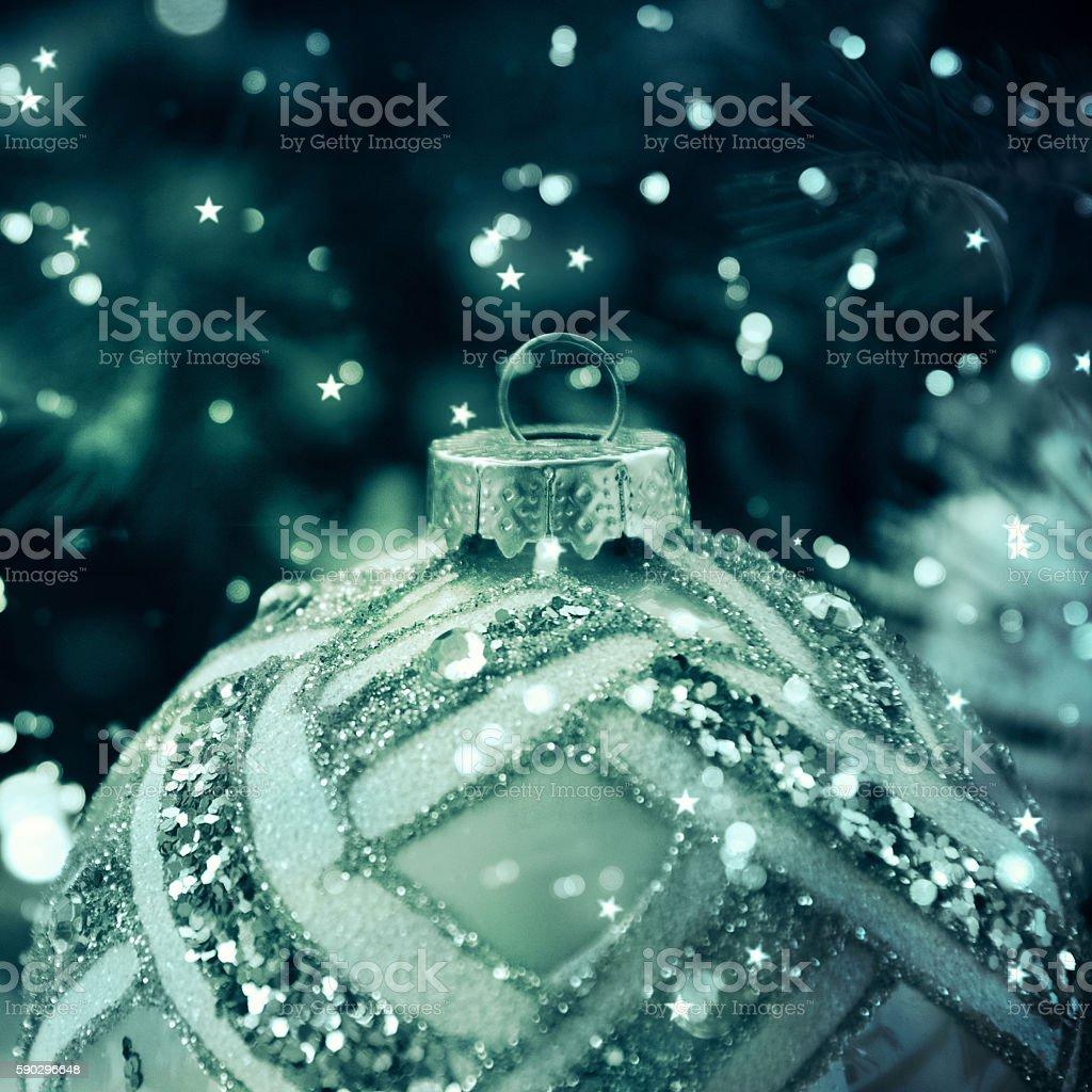 Christmas background with decoration royaltyfri bildbanksbilder