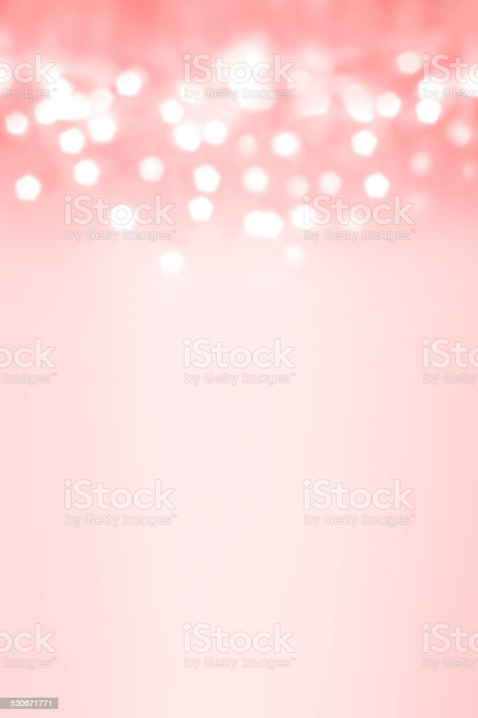 Christmas  background with sparkle white lights. Abstract stock photo