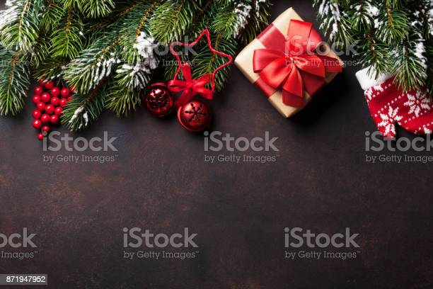 Christmas background with tree and decor picture id871947952?b=1&k=6&m=871947952&s=612x612&h=znzr2w0zm0dcouehe3indhrw1m5uq6wbrcalegopd0e=