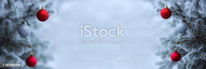 istock Christmas background XXXL 1180980309
