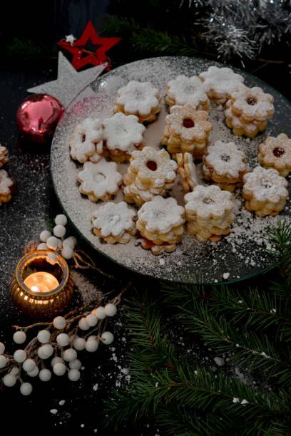 Weihnachtsbäckerei – Foto